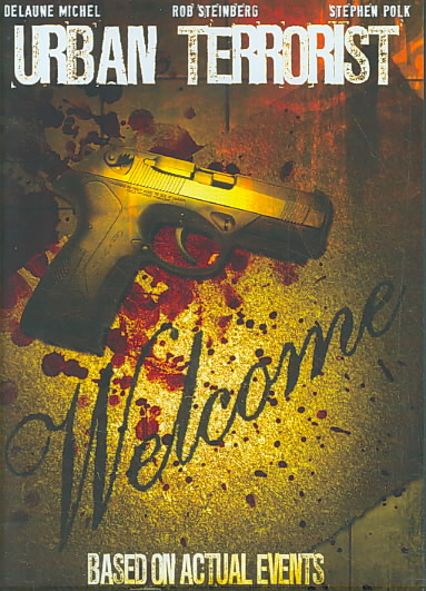 URBAN TERRORIST BY MICHEL,DELAUNE (DVD)